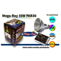 Mega-Ray UV 35W PAR30